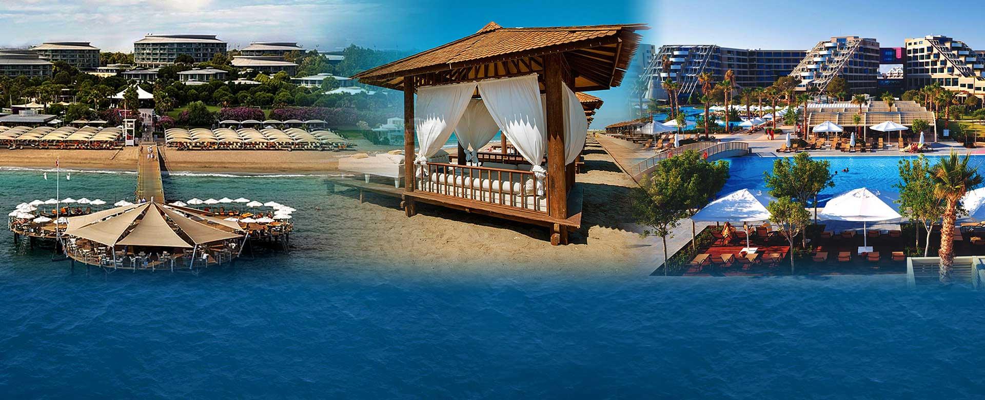 Belek hoteli za leto 2021. u Turskoj, first i last minute popustima i specijalnim ponudama, avio prevoz direktnim čarter letom. Prelepi hoteli na Kleopatrinoj plaži.