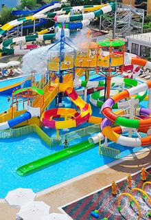 Lista hoteluri cu aqua park din Antalya