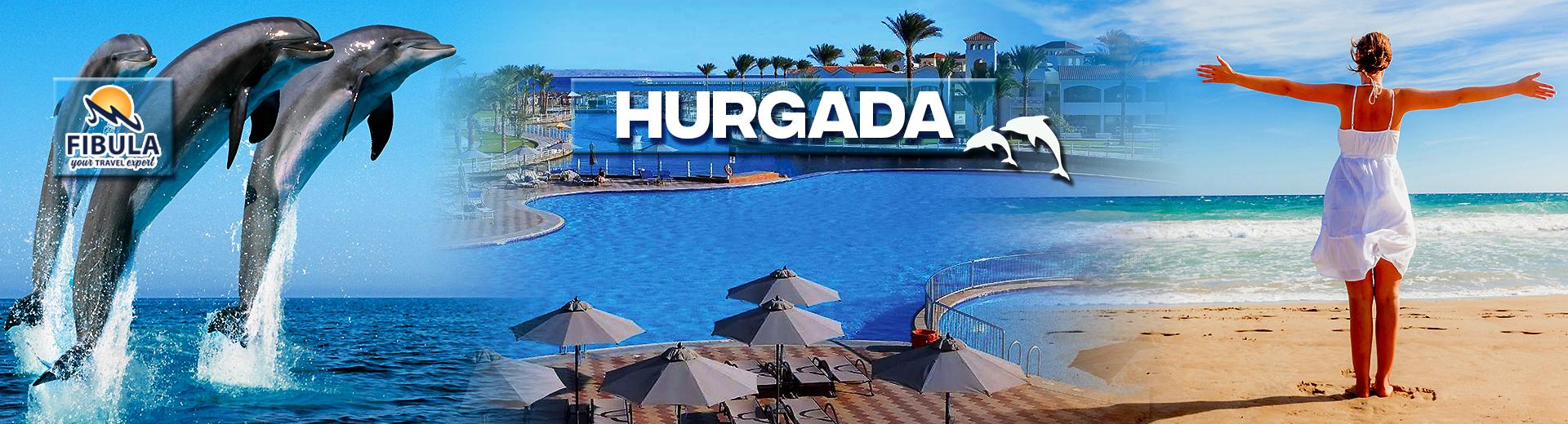 Hurgada hoteli avionom 2021