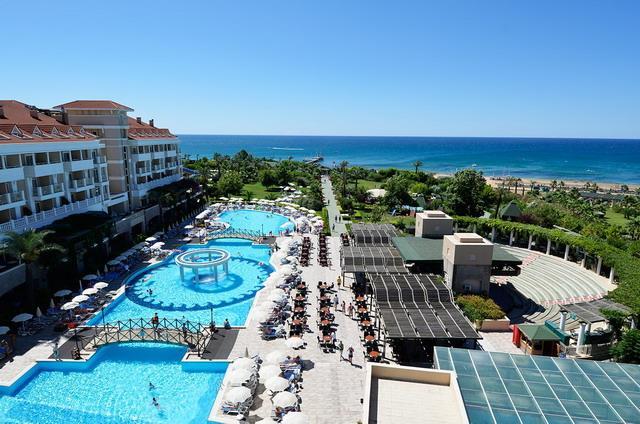 Trendy Aspendos Beach Hotel