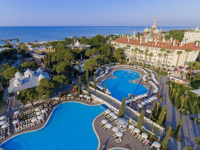 Swandor Hotels & Resorts Topkapi Palace