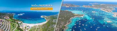 Sardinija hoteli leto avionom 2021