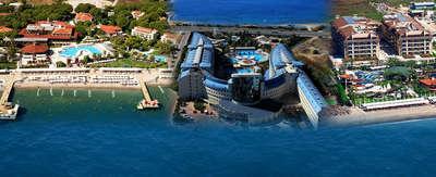 Crystal hoteli Turska leto 2021 avionom