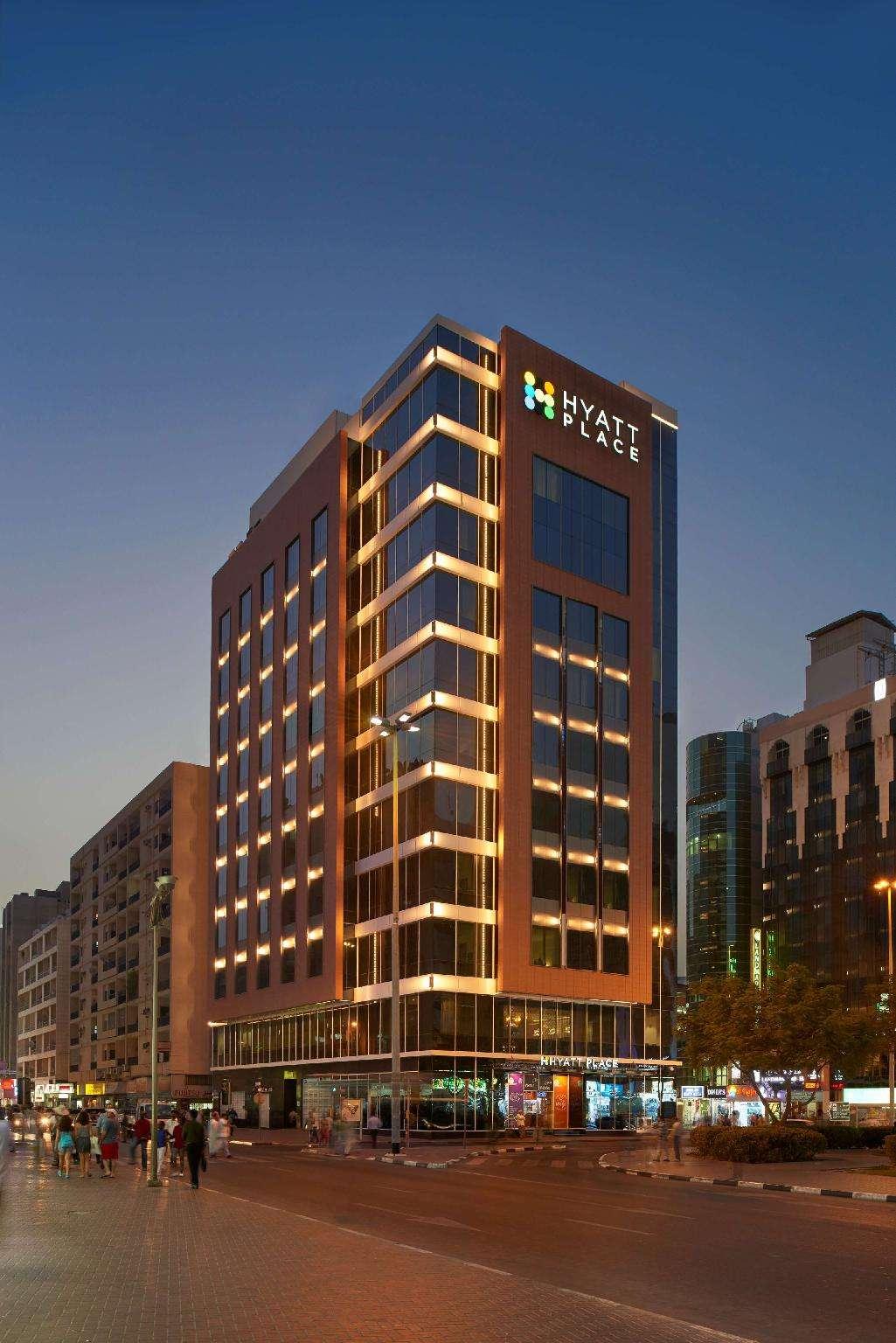 Hyatt Place Dubai/Baniyas Square