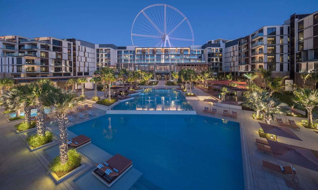 Caesars Resort Bluewaters