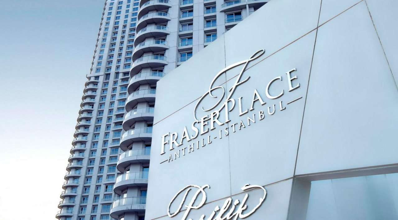 Fraser Place Anthill Istanbul