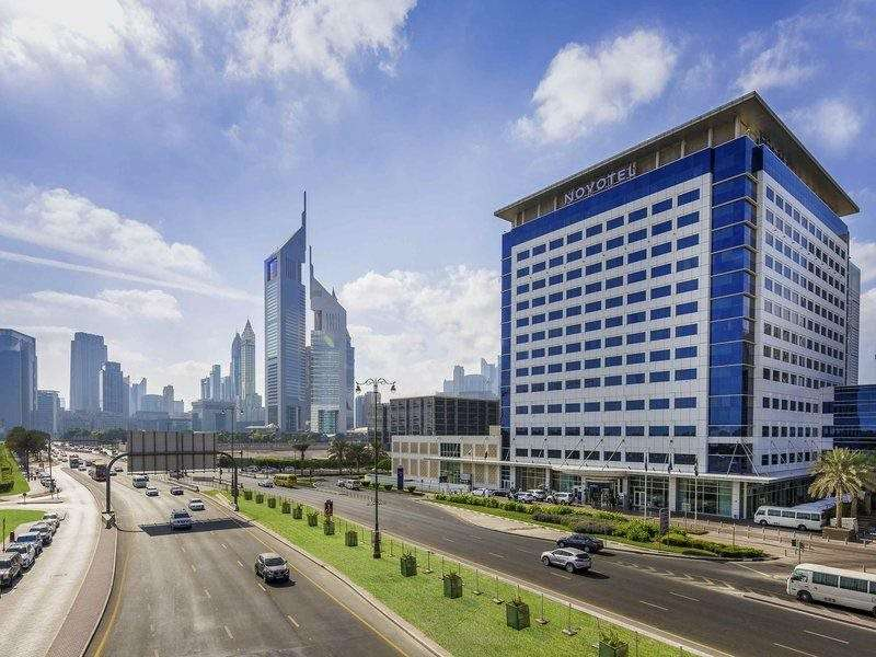 Novotel World Trade Centre Dubai Hotel
