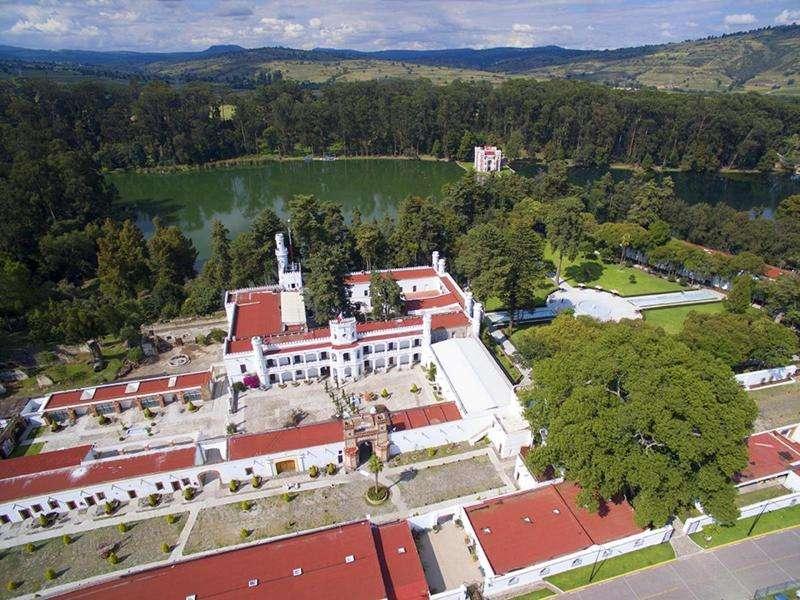 Misión Grand Ex-Hacienda de Chautla