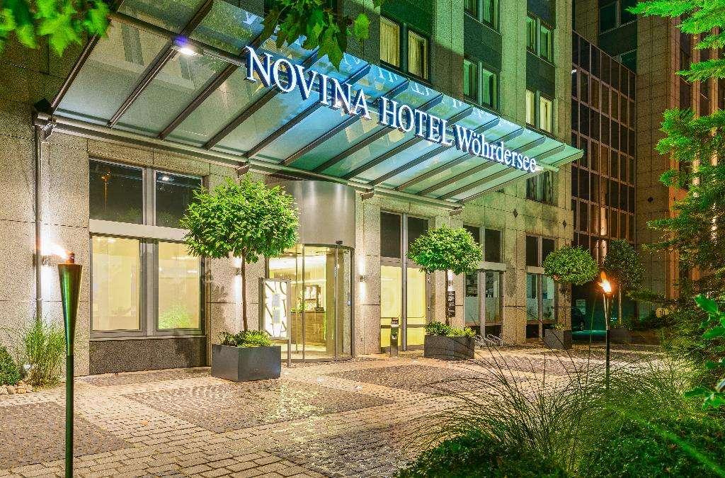 NOVINA HOTEL Wöhrdersee Nürnberg City (ex Mercure)