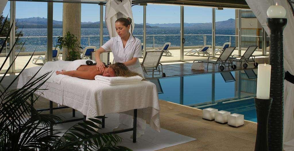 Cacique Inacayal~ Lake Hotel & Spa ~
