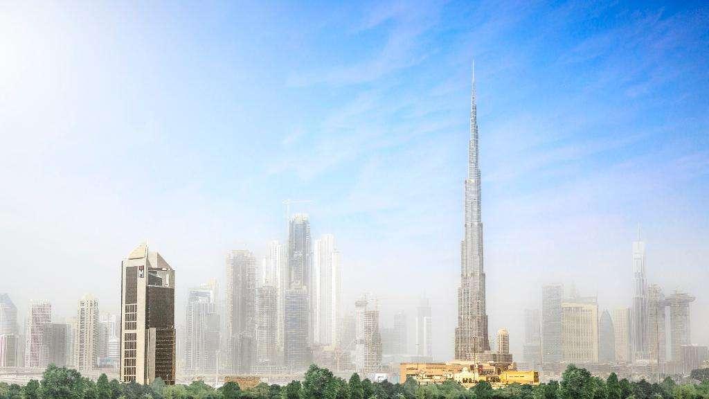 Millennium Central Dubai Downtown