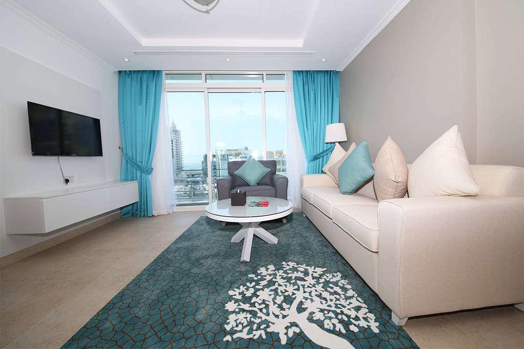 Marina Bay Suites by Jannah