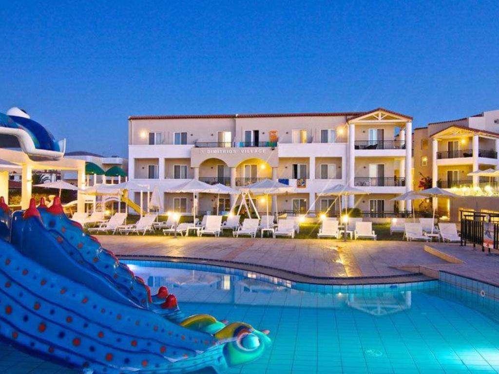 Dimitrios Village Beach Resort & Spa