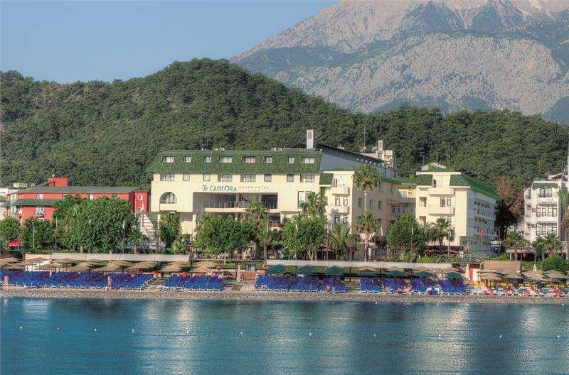 Lancora Beach Hotel