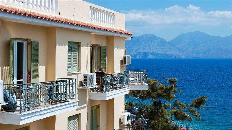 Mare Olympus Apartments