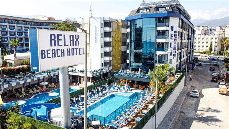 Relax Beach Hotel
